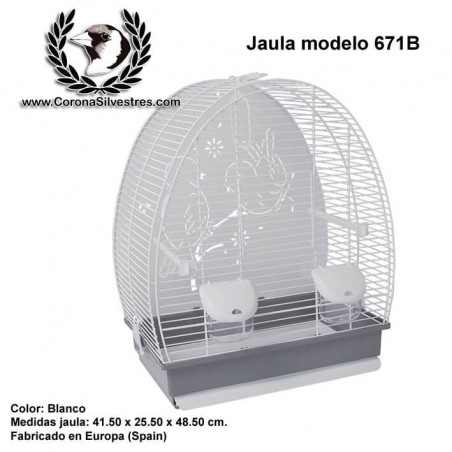 Jaula modelo 671B