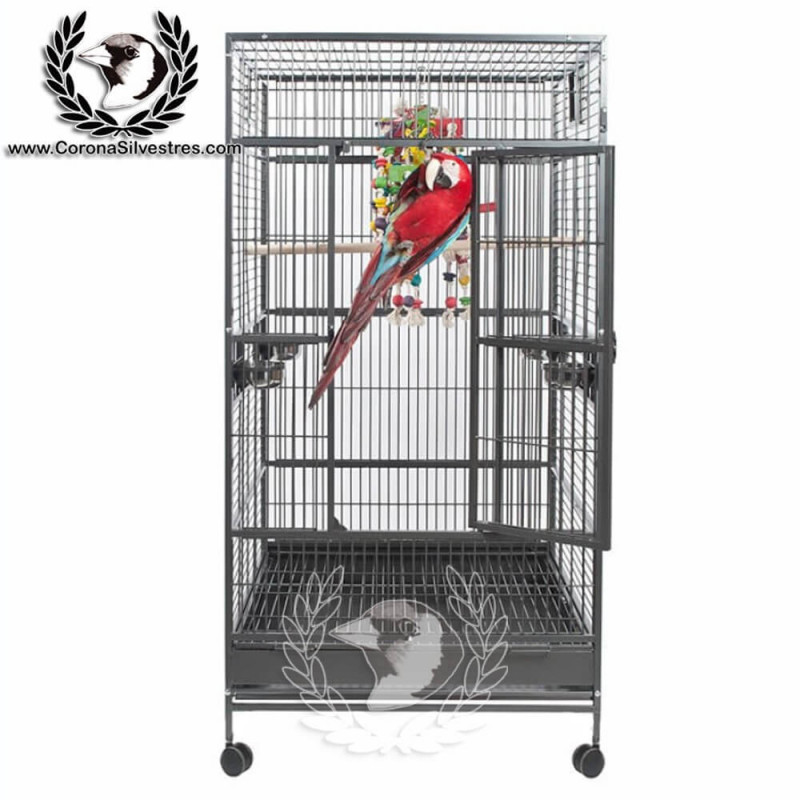 Jaula Mod. Single Large Parrot