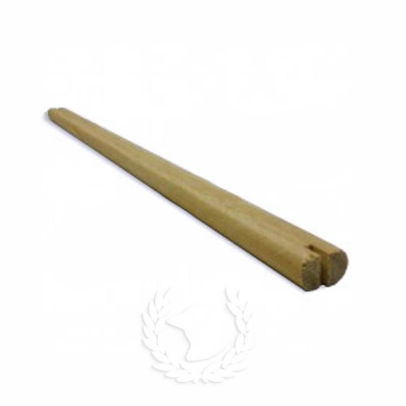 Saltador posador plano de madera 36 cm