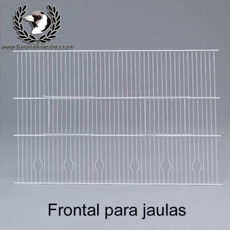 Frontal para jaula 40x40cm
