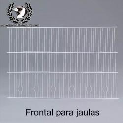 Frontal para jaula 100x40cm