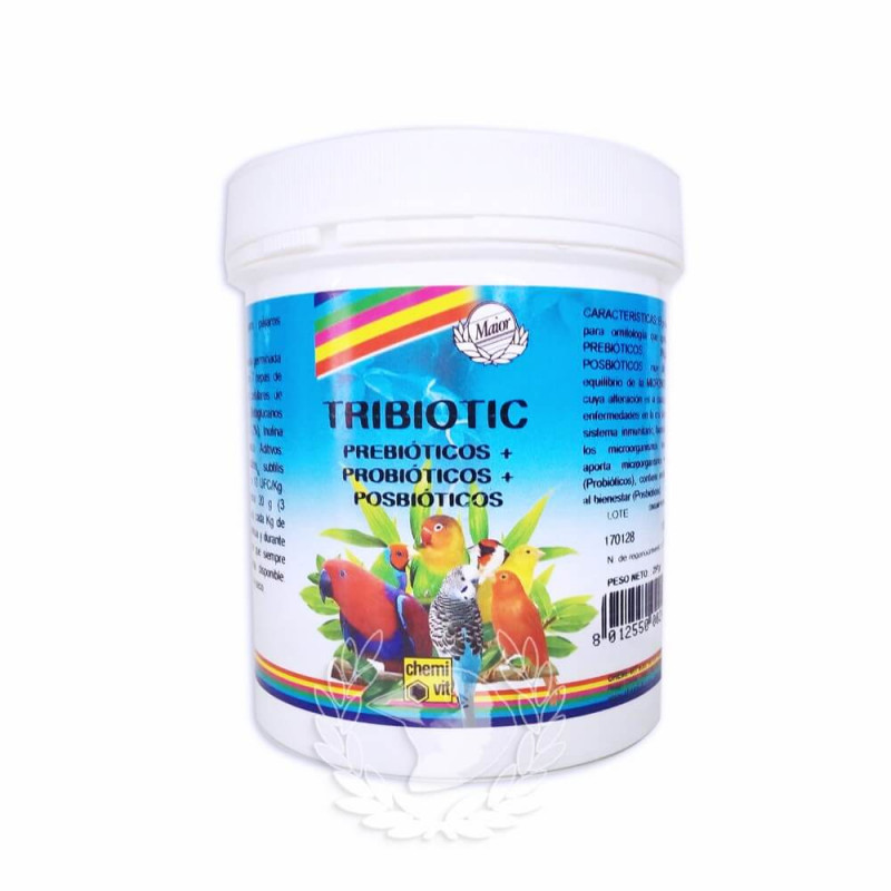 TRIBIOTIC Chemi Vit