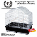 Jaula para para Agapornis y Cotorras modelo 841G