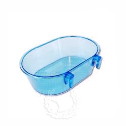 Bañera Interior con Ganchos de plástico IBICANARI