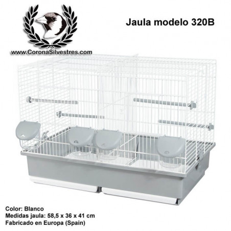 Jaula modelo 320B