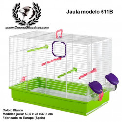 Jaula modelo 611B