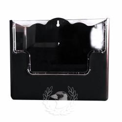 Cajón casillero + frontal plástico para jaula C2