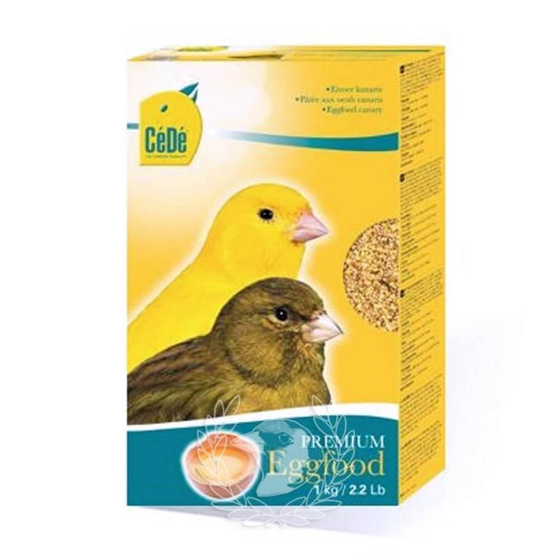 CeDé Pasta de Cría seca al huevo 5 kg