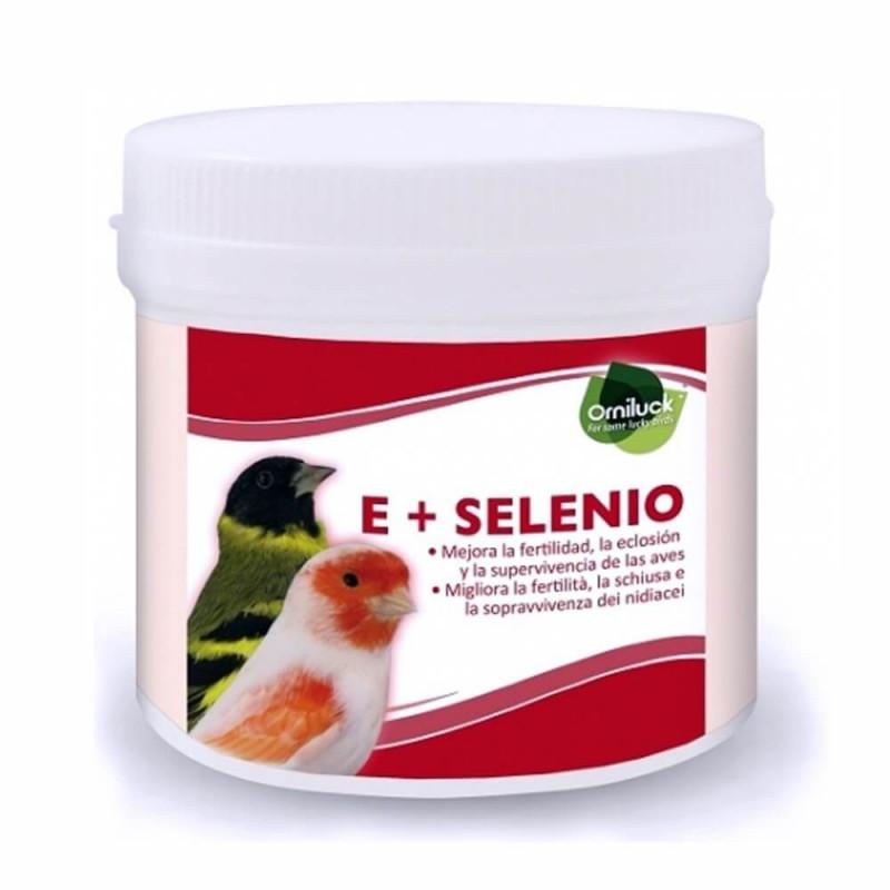 Vitamina E + SELENIO Orniluck
