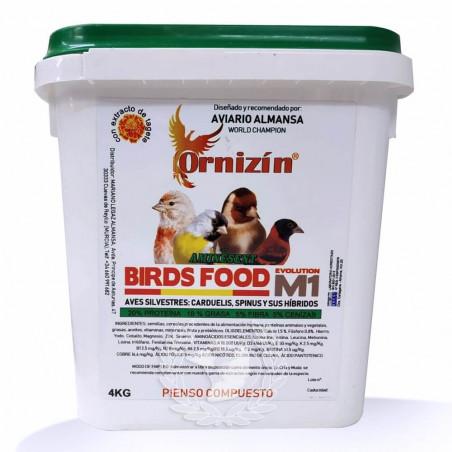 Ornizin M1 Evolution Birds Food
