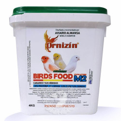 Ornizin M2 Evolution Birds Food SIN DORÉ