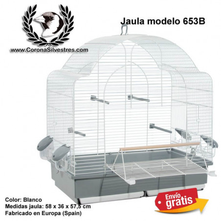 Jaula modelo 653B