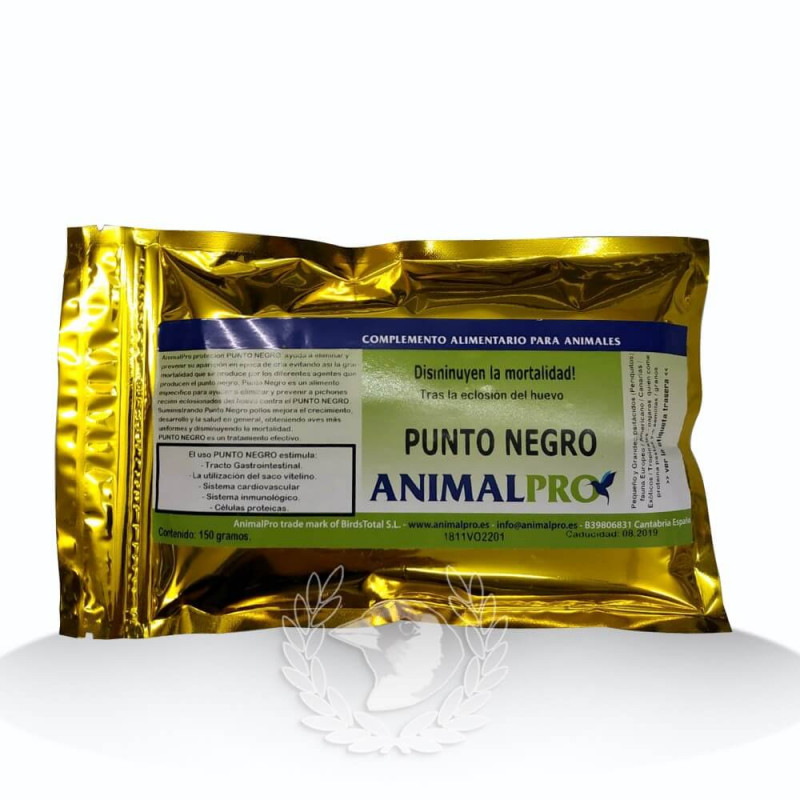Punto Negro 150 g ANIMALPRO
