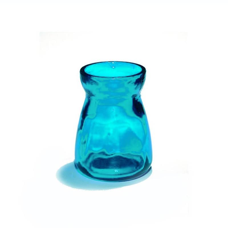Bebedero Cristal Lujo Colores