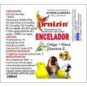 Encelador (Ortiga + Vit E + Maca) 160 ml ORNIZIN