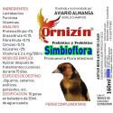 Simbioflor ORNIZIN Prebiotico-Probiotico Líquido