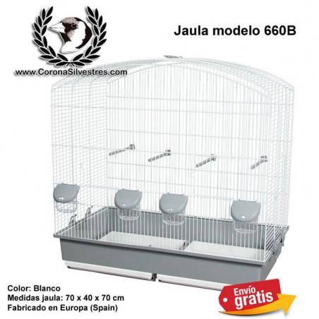 Jaula modelo 660B