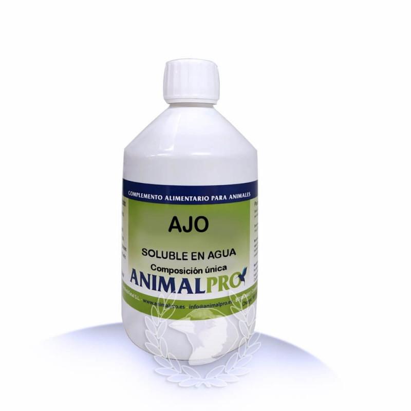 AJO Líquido soluble en Agua Composición única ANIMALPRO