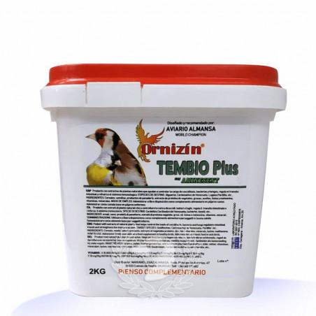 Tembio Plus ORNIZIN 2 kg