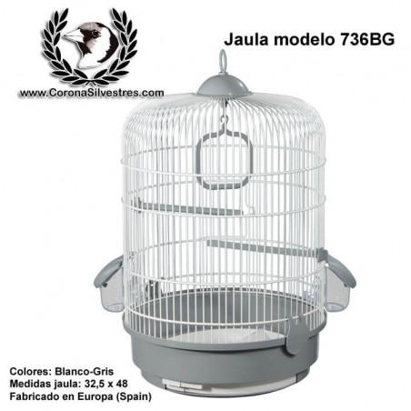 Jaula modelo 736GB