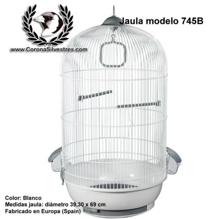 Jaula modelo 745B