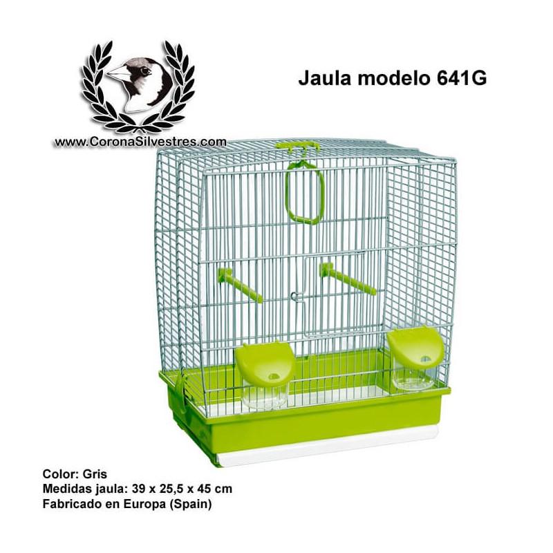 Jaula modeo 641G