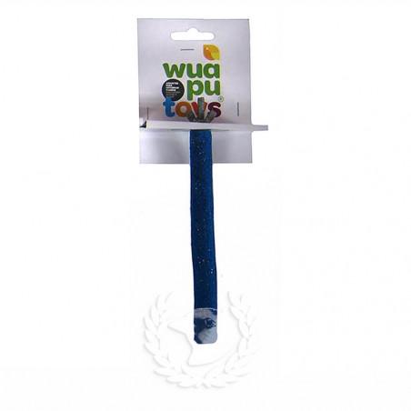 Posador de arena 14 cm para pájaros Wuapu