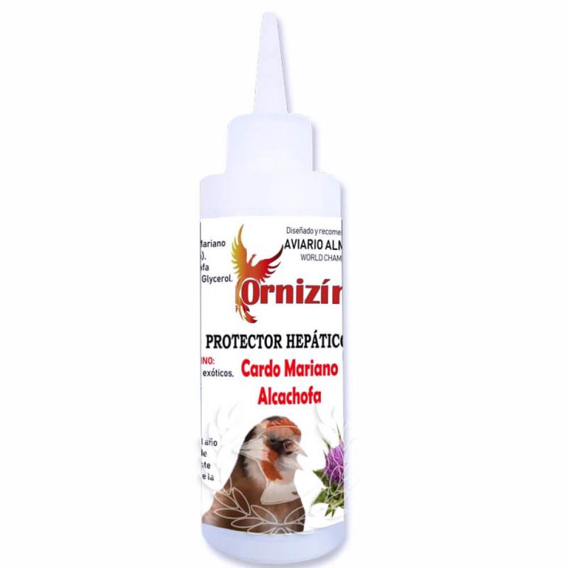 Ornizin Protector hepático líquido 160 ml