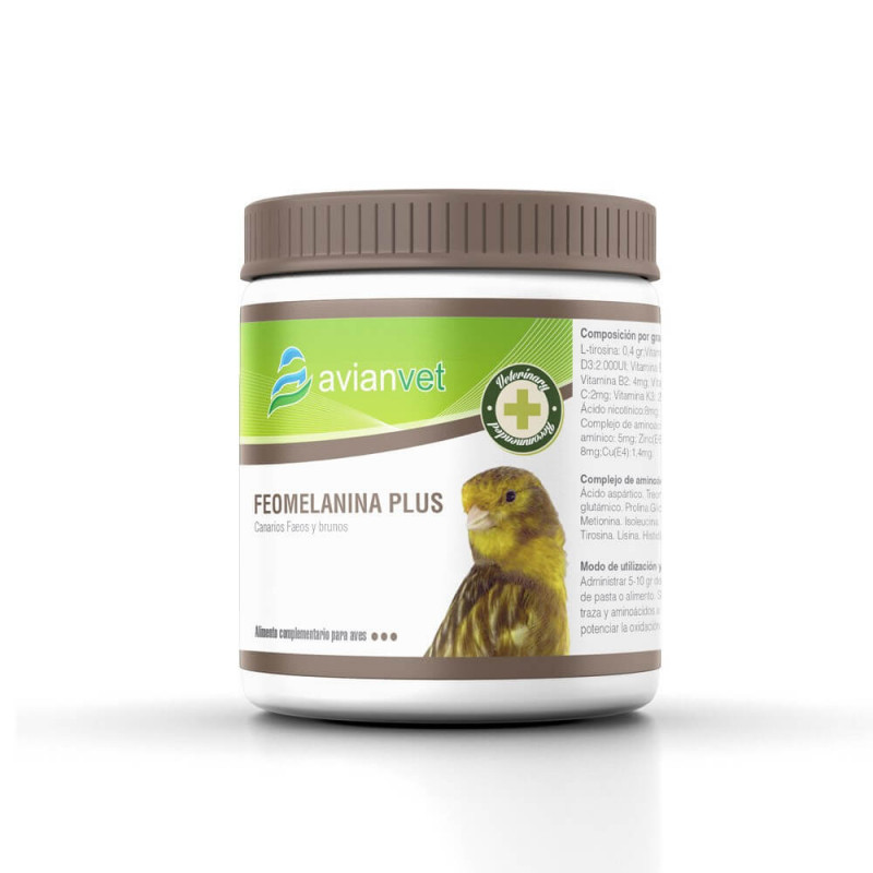 Feomelanina Plus Avianvet 125g