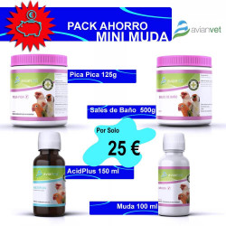 Pack Mini Muda Avianvet