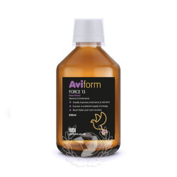 Aviform Force 13 -250ml- Incrementa la fuerza y resistencia en vuelo de manera espectacular
