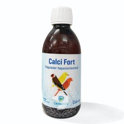 Calci-Fort Regulador Hepatointestinal 250 ml.