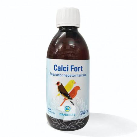Calci-Fort Regulador Hepatointestinal 250 ml.