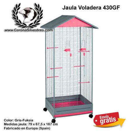 Jaula Voladera 430GF