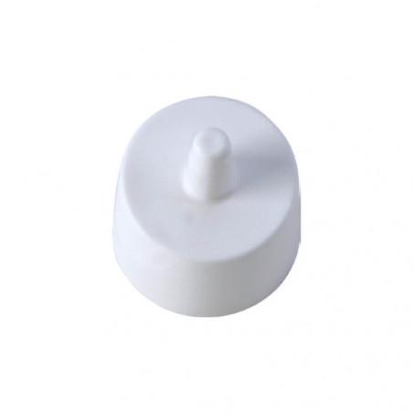 Terminal para saltador tapón de una punta Ø 12 mm