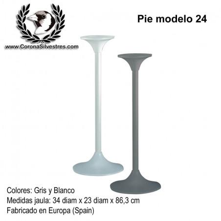 Pie modelo 24