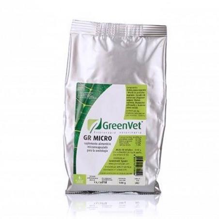 GreenVet GR MICRO 500g (Punto Negro - Diarreas)