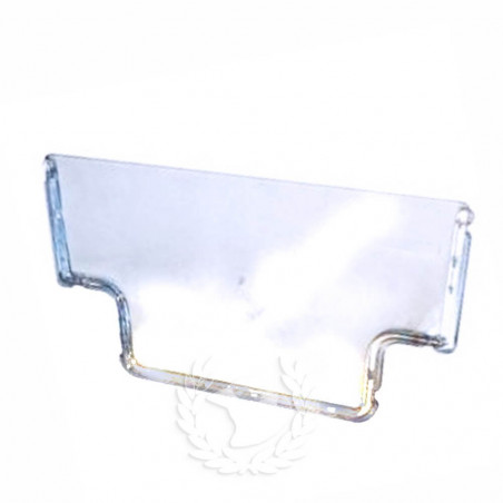 Frontal de plástico para cajón jaula C2 Mod.2