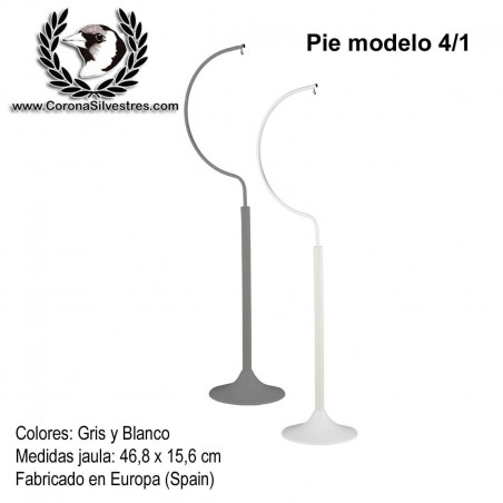 Pie modelo 4/1