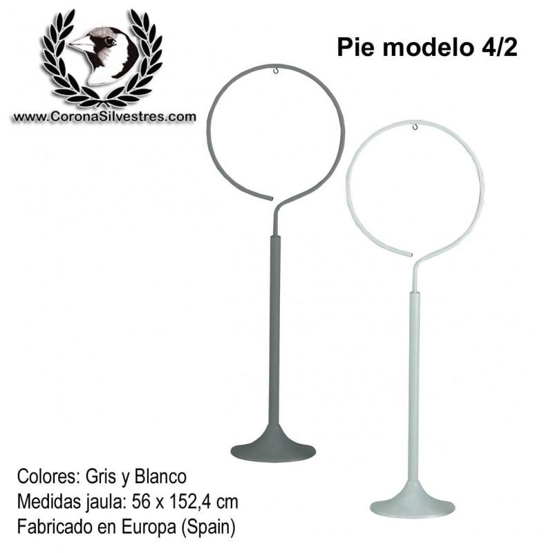 Pie modelo 4/2