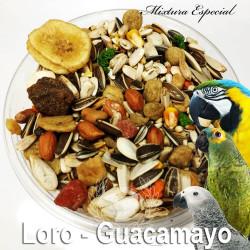 Mixtura Especial Loro Guacamayo