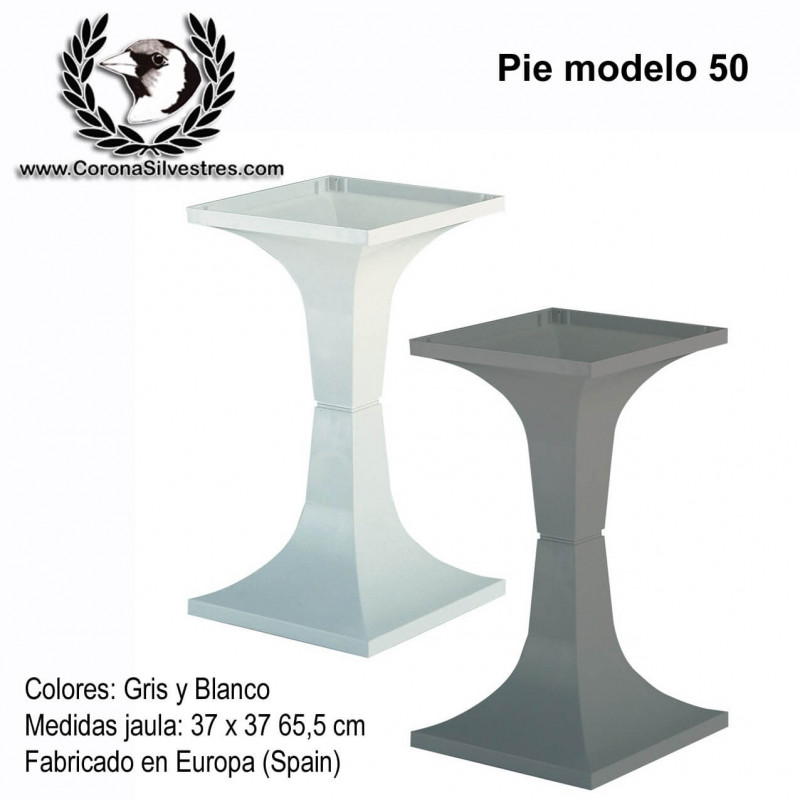 Pie modelo 50