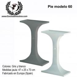 Pie modelo 60