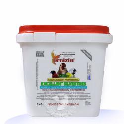 Ornizin Pasta Excellent Silvestres 2Kg