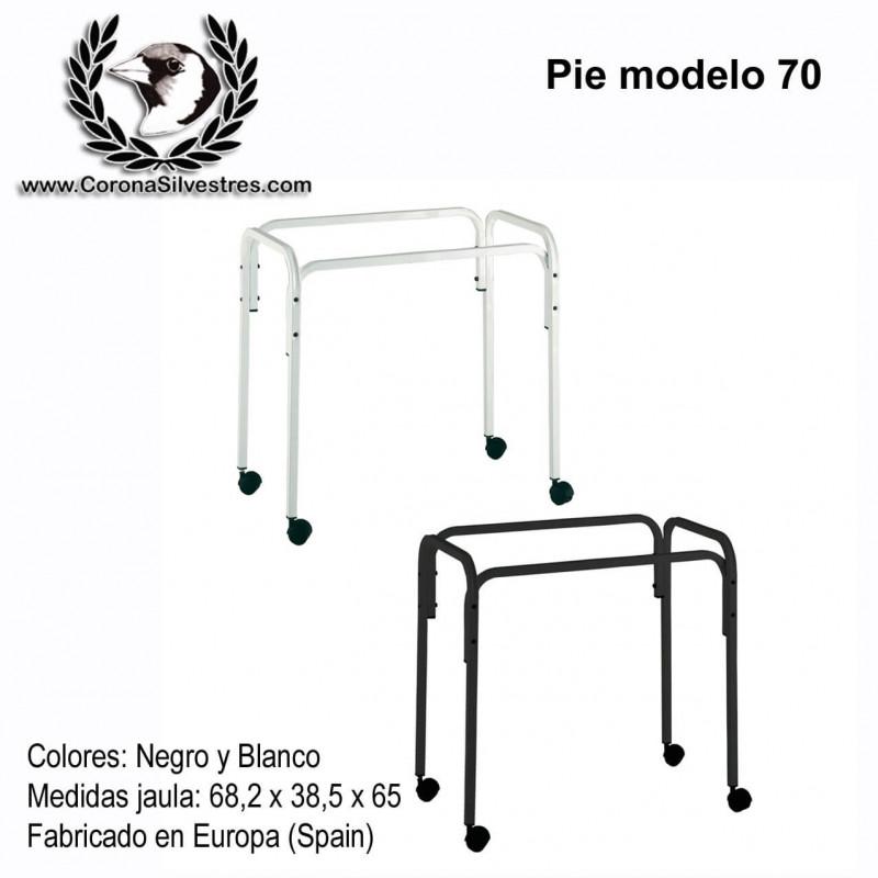 Pie modelo 70