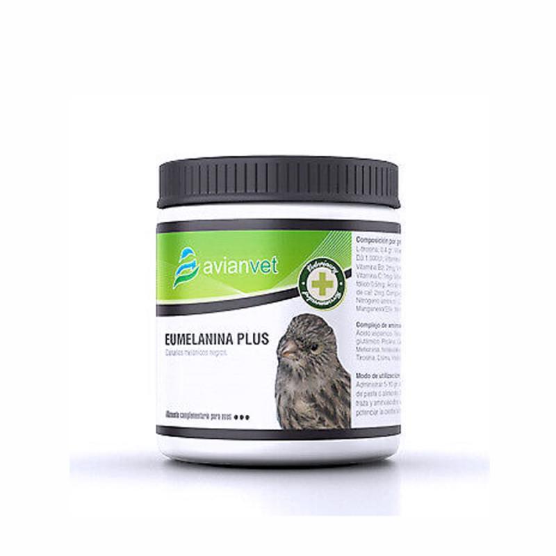 Avianvet Eumelanina Plus (OXIDACIÓN CANARIOS NEGROS)