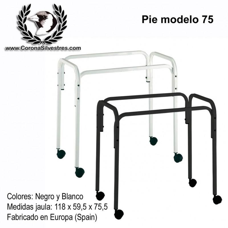 Pie modelo 75