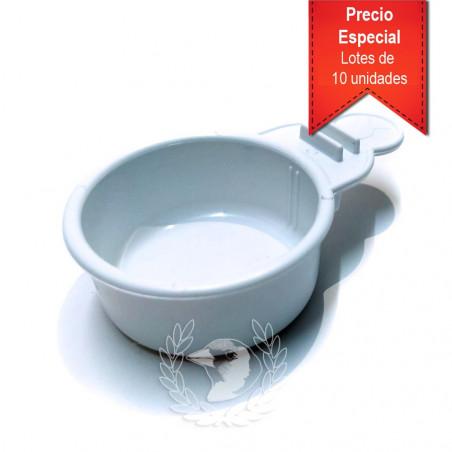 Comedero Redondo Blanco IBICANARI
