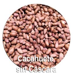 Cacahuete natural sin cascara