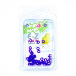 Anillas elásticas 3 mm Color RINGS4WINGS